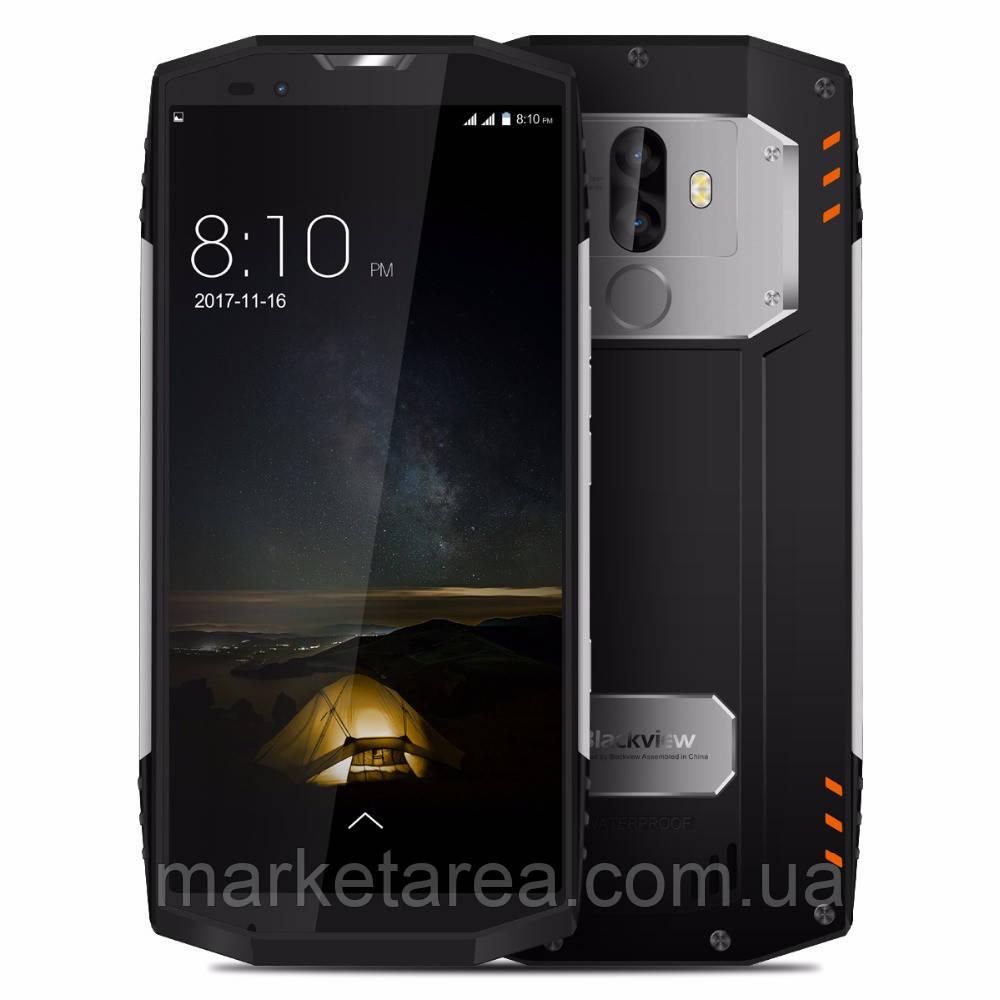 "Неубиваемый смартфон Blackview BV9000 silver серебро IP68 (2SIM) 5,7"" 4/64GB 8/13+5Мп 3G 4G Гарантия!"