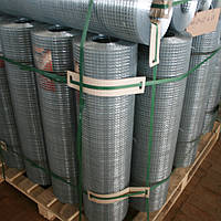 Сетка сварная оцинкованная 50,8х50,8х2,0 украинская