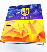 Папка-регистратор, А4, 50 мм, полноцветная, РР-покрытие, металлический кант