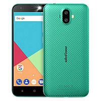 Телефон UleFone S7 green 1/8 гб