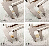 Набор из 3-х силиконовых молдов. СКИДКА 10% (12мм , 14мм , 17мм) , фото 2