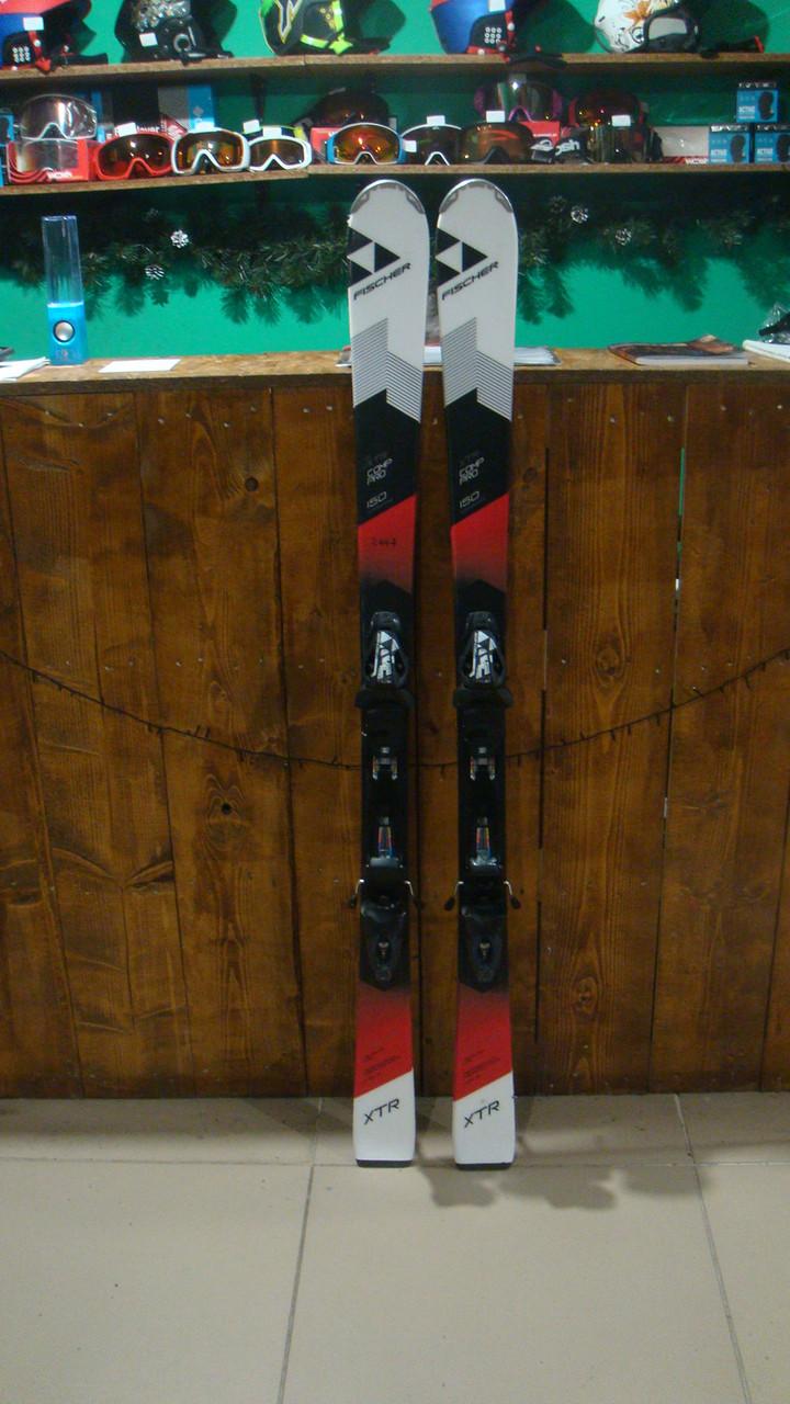 Лыжи Fisher Xtr Comp Pro 150 Б/У