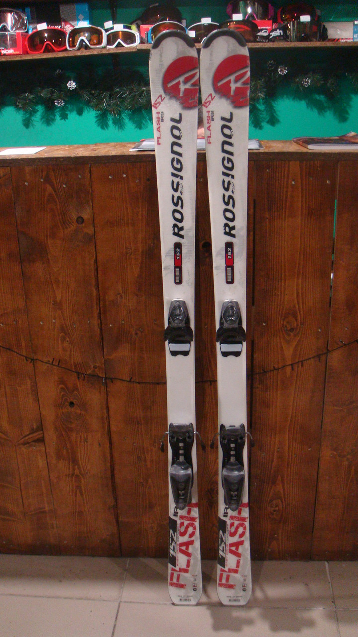 Лыжи Rossignol Flash IRS 152 Б/У