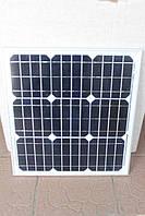 Солнечная батарея (панель) ALM-30M 30 Вт монокристалл