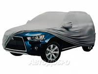 Защитный чехол-тент на автомобиль внедорожник Milex с войлоком размер М