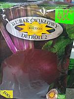 Семена свеклы столовой Детроит 100 грамм, Польша