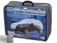 Тент на автомобиль внедорожник Vitol с войлоком размер L