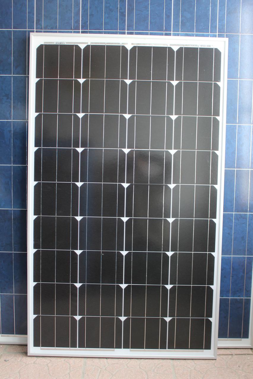 Сонячна батарея (панель) ALM-100М 100 Вт монокристал