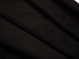Плотная и мягкая мужская футболка 61-422-0 Чёрный, 5XL, фото 3