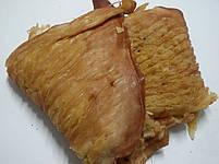 Кальмар солено - сушёный Пласт в арахисовом масле, закуска к пиву (снек) 1 кг, фото 2