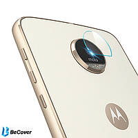 Защитное стекло BeCover для камеры Motorola Moto E5/E5 Play/E5 Plus (703038)