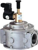 Клапан M16/RM N.A., DN 32 мм (500 mbar), муфтовое присоед., нормально открытый,  MADAS (Италия)