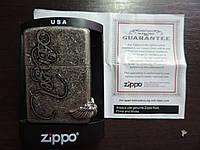 "Zippo-зажигалка ""Love"" копия, фото 1"