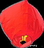 Небесный фонарик Купол (красный) 270216-470