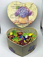 Жевательная жвачка Love is, жвачки лове ис ассорти в подарочной упаковке 50 шт №1