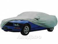 Тент (чехол) для легкового автомобиля Milex с войлоком размер L