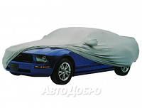 Защитный чехол-тент на легковой автомобиль Milex с войлоком размер XL