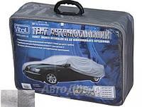 Тент для легкового автомобиля седан Vitol с подкладкой размер L