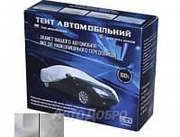 Тент автомобильный для легкового автомобиля Vitol полиэстер размер S