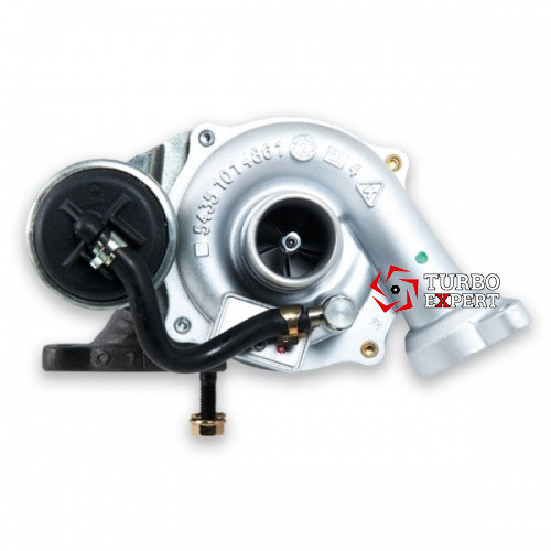 Турбина 54359880009 (Mazda 2 1.4 MZ-CD 68 HP)