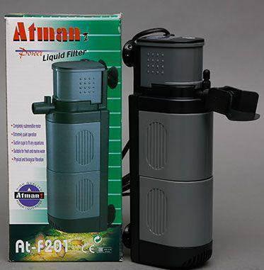 Внутренний фильтр Atman AT-F203, ViaAqua VA-475F, фото 2