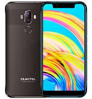 """Смартфон Oukitel u18 Black черный (2SIM) 5.85"""" 4/64gb 8/13МП 3G 4G оригинал Гарантия!"""
