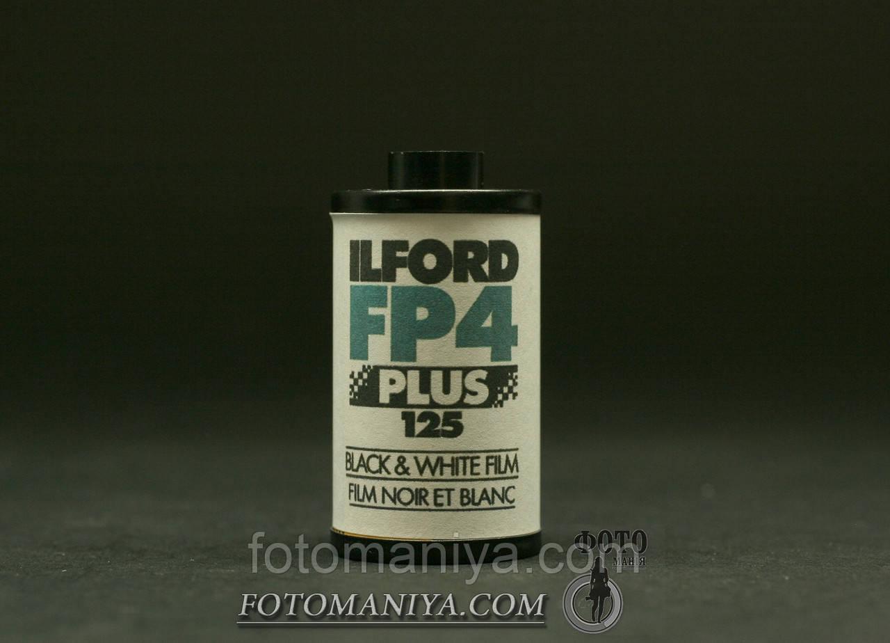 Фотопівка чорно-біла негативна  Ilford FP4 Plus 125  35mm 36 кадрів