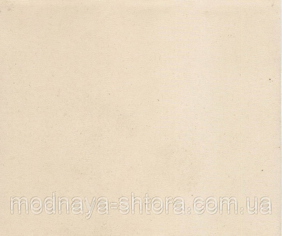 "Тканевые рулонные шторы ""Oasis"" сатин (ваниль), РАЗМЕР 52,5х170 см"
