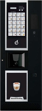 Кофейный автомат Bianchi LEI 400