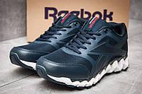 Кроссовки реплика мужские Reebok  Zignano, темно-синий (12243),  [  41 43 44 45  ]