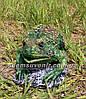 Садовая фигура Грибы Рыжики и Жаба болотная, фото 4