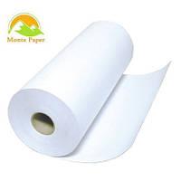 Газетний папір 1600 мм. 55 г/м², 227 метрів погонних