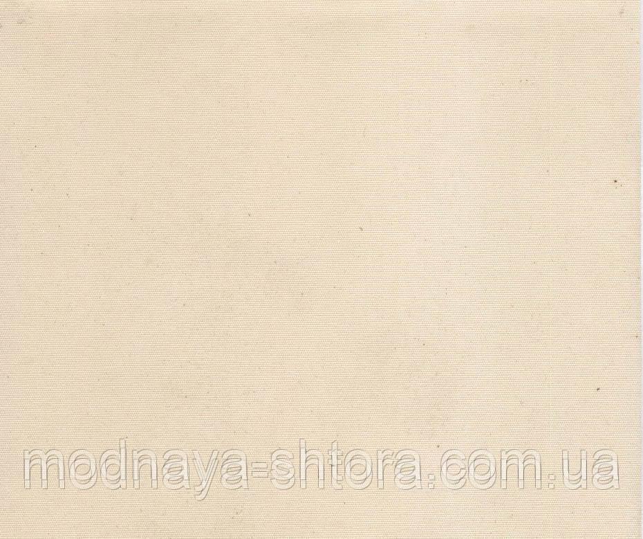 "Тканевые рулонные шторы ""Oasis"" сатин (ваниль), РАЗМЕР 62,5х170 см"