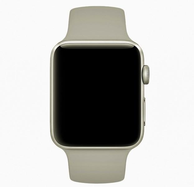 """Ремешок для Apple Watch 38/40 mm """"темная олива"""" №23"""