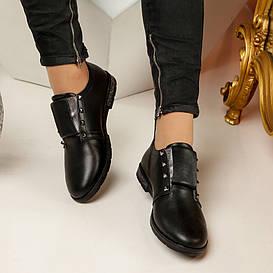 Туфли женские  №220 (кожаные)