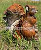 Садовая фигура Грибы Рыжики и Белка Welkome, фото 6