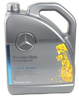 Масло 5W40 MERCEDES 000989920213AIFE  (5L) (MB229.5) (0009898301AAA4/BAA4)