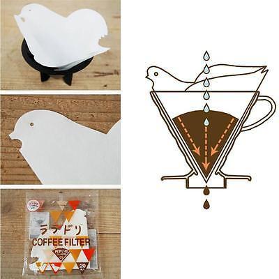 красивые фильтры для приготовления кофе от Харио