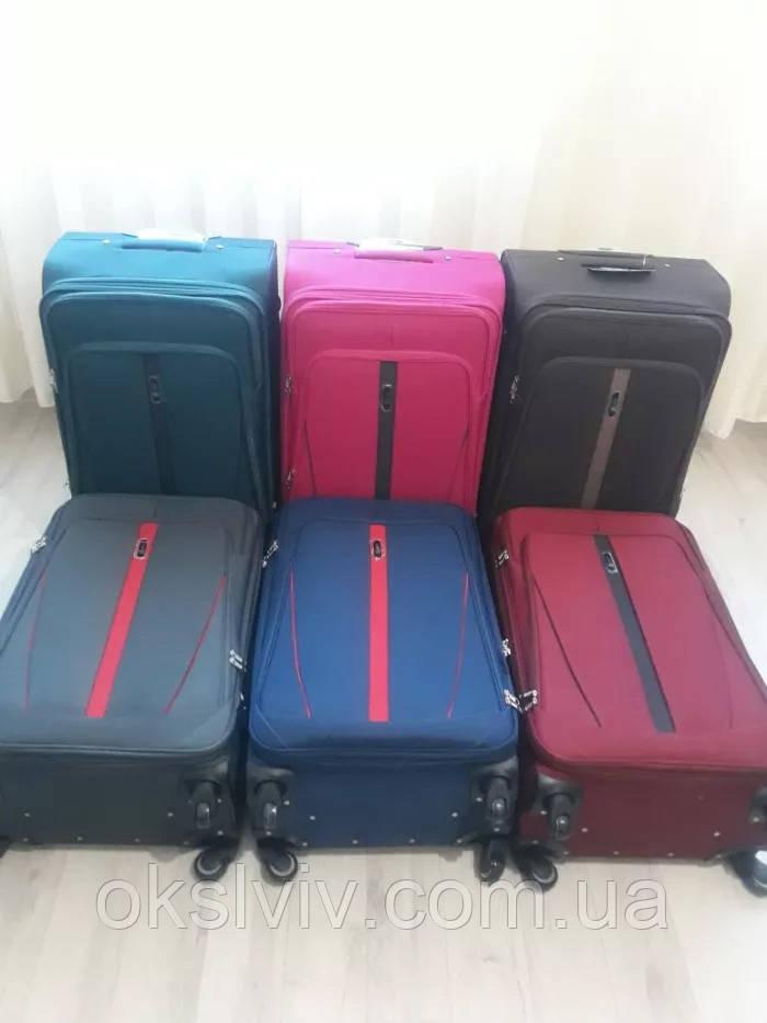 Валізи чемоданы WINGS1706 ( WINGS) на 4-х. колесах