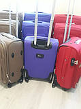 Валізи чемоданы WINGS1706 ( WINGS) на 4-х. колесах, фото 2