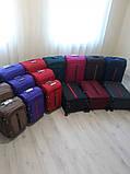 Валізи чемоданы WINGS1706 ( WINGS) на 4-х. колесах, фото 3