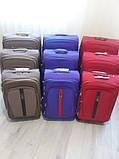 Валізи чемоданы WINGS1706 ( WINGS) на 4-х. колесах, фото 5