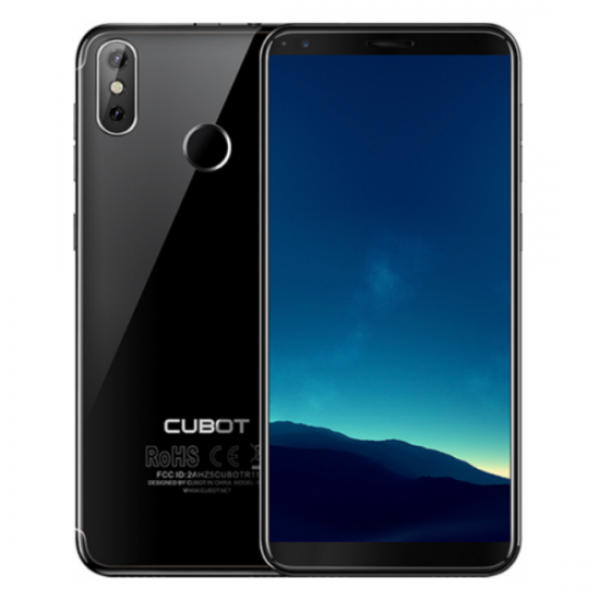 "Смартфон Cubot R11 black черный (2SIM) 5,5"" 2/16ГБ 8/13+2Мп 3G 4G оригинал Гарантия!"