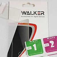 Защитное стекло iPhone X / iPhone XS WALKER