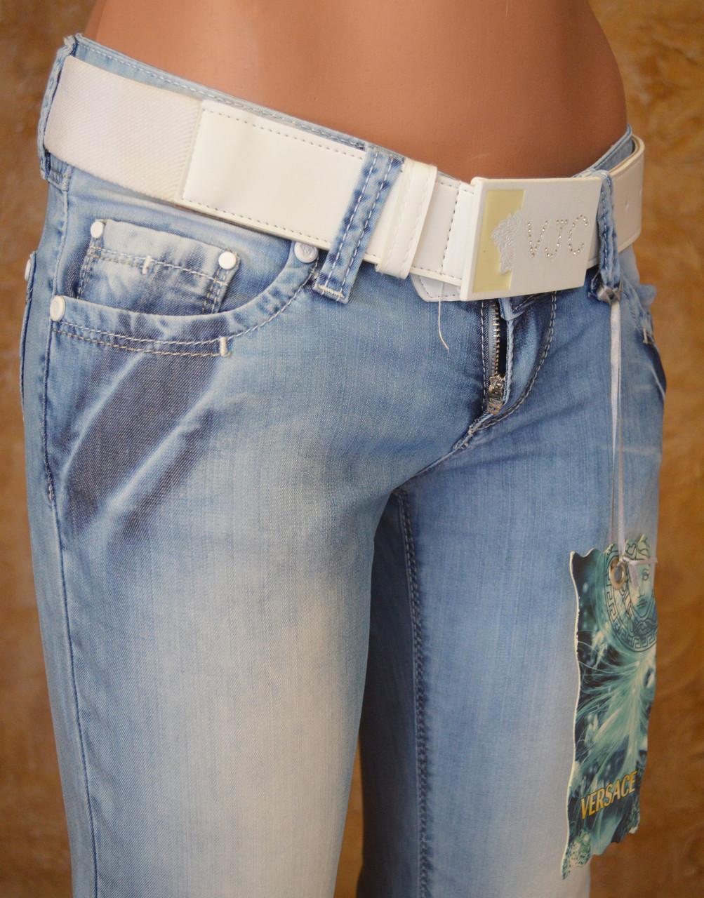 Женские джинсы VERSACE (копия)