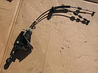 Кулиса кпп с тросами в сборе б/у на Renault Master 2.5 DСi