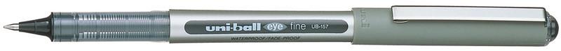 Роллер uni-ball EYE fine 0.7 мм чорний