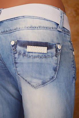 Женские джинсы VERSACE (копия), фото 3