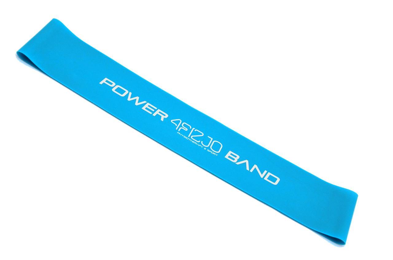 Резинка для фитнеса и спорта (лента-эспандер) эластичная 4FIZJO Mini Power Band 1-5 кг 4FJ0010