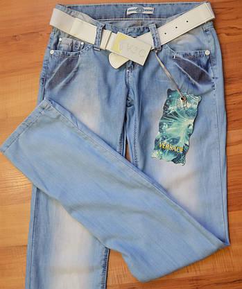 Женские джинсы VERSACE (копия), фото 2
